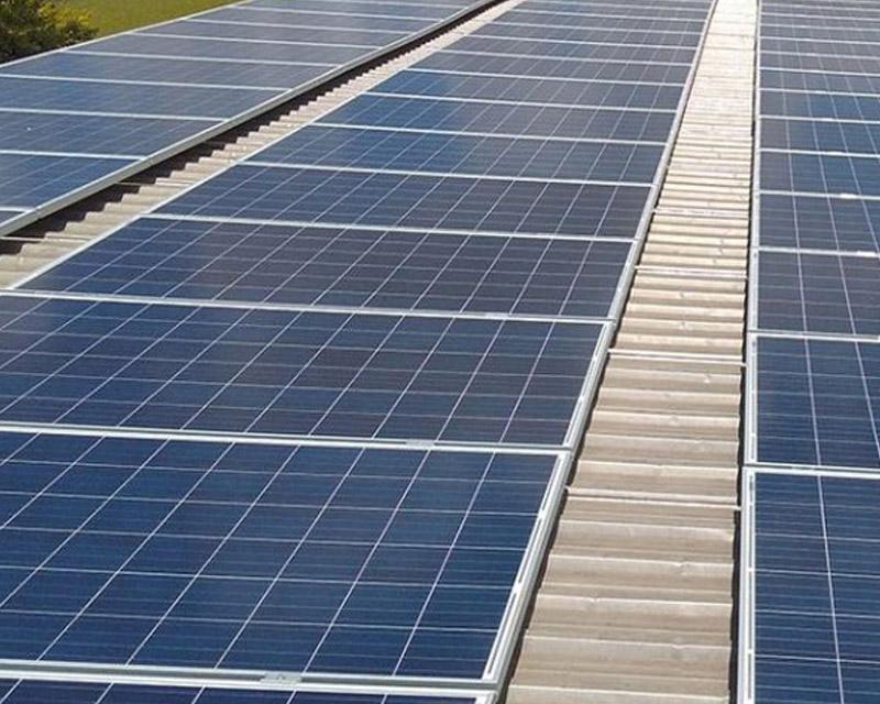 Gerador Fotovoltaico – Geração de até 7400 kWh/mês